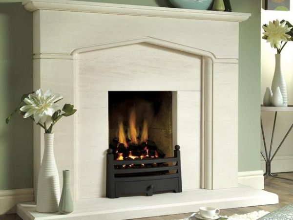Verine Acclaim 16 Inset Tray Gas Fire