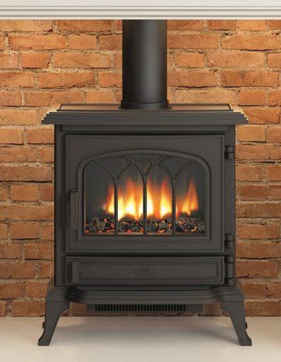 Broseley-Canterbury-Electric-Stove-Metallic-Black