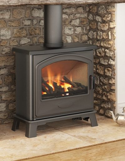 Broseley Hereford 7 Gas Stove2