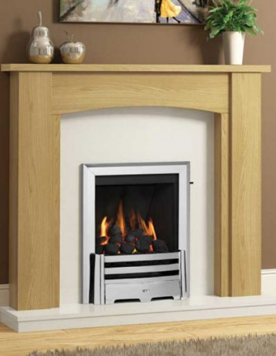 BeModern 48 Ambleton Timber Surround