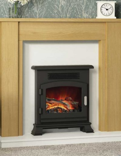 BeModern 48 Hainsworth Timber Surround