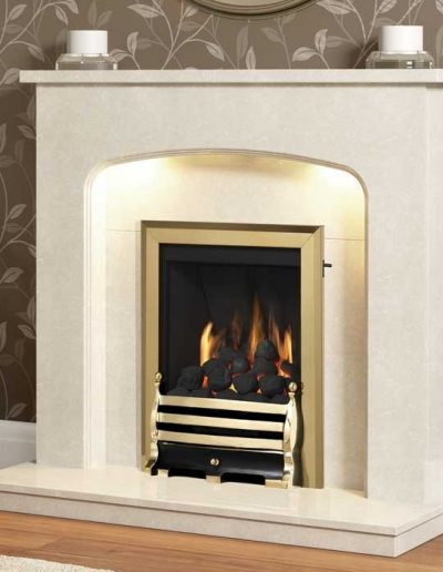 BeModern Classic Radiant Gas Fire
